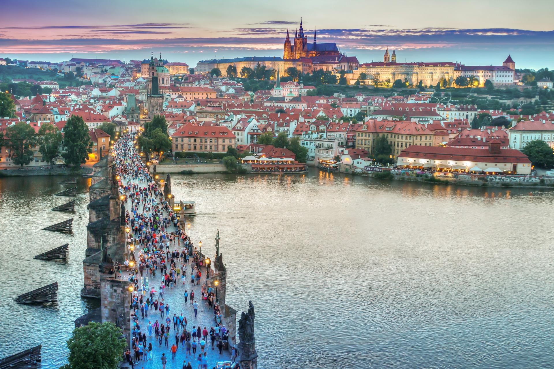 לימודי פסיכולוגיה בפראג ומזרח אירופה